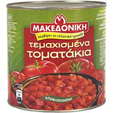 Τομάτα ΜΑΚΕΔΟΝΙΚΗ ψιλοκομμένη (2,5kg)