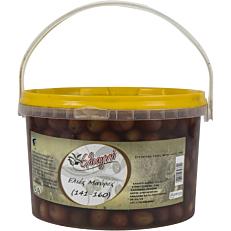 Ελιές ΕΛΙΑΓΝΗ μαύρες No.141-160 (3kg)