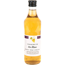 Ξύδι BEAUFOR λευκό οίνου (500ml)