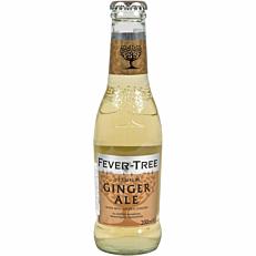 Αναψυκτικό FEVER TREE ginger ale (200ml)