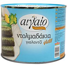 Κονσέρβα ΑΙΓΑΙΟ ντολμαδάκια (2kg)