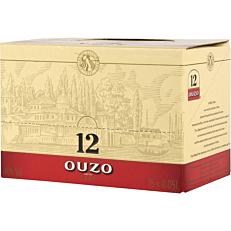 Ούζο 12 (15x50ml)