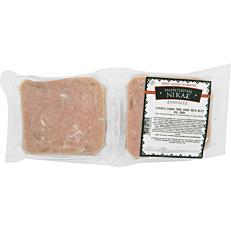 Χοιρινή ωμοπλάτη NIKAS Snack σε φέτες (~1kg)