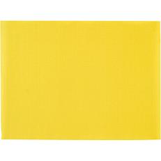 Σουπλά Plain κίτρινα 30x40cm (250τεμ.)