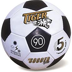 Μπάλα ποδοσφαίρου Fever μαύρη