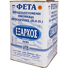 Τυρί ΕΞΑΡΧΟΣ φέτα (~15kg)