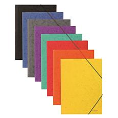 Ντοσιέ πρεσπάν mix χρώματα (10τεμ.)