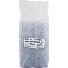 Αναδευτήρες PS perla 22cm (100τεμ.)