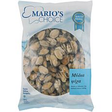 Μύδια ψίχα κατεψυγμένα (1kg)