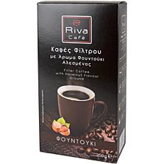 Καφές RIVA CAFÉ φίλτρου φουντούκι (250g)