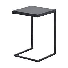 Τραπέζι ξύλινο μαύρο 40x40x60cm