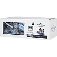 Σαπούνι PAPOUTSANIS Skin Essentials, πλάκα (80x15g)