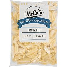 Πατάτες MCCAIN με αυλάκι κατεψυγμένες (2,5kg)