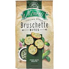 Παξιμαδάκια MONETTI Bruschette pesto (70g)