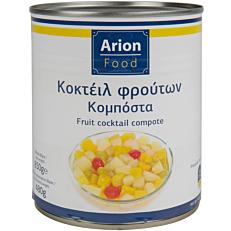 Κομπόστα ARION FOOD κοκτέιλ φρούτων (480g)