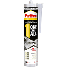Κόλλα PATTEX One For All, Crystal