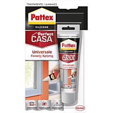 Σιλικόνη PATTEX Universal διαφανής (50ml)