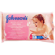 Μωρομάντηλα JOHNSON'S Gentle All Over