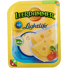 Τυρί LEERDAMMER emmental light σε φέτες (175g)