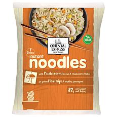 Noodles ORIENTAL EXPRESS μανιτάρι 3' (87g)