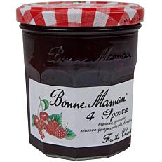 Μαρμελάδα BONNE MAMAN 4 φρούτα (370g)
