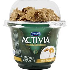 Γιαούρτι DANONE ACTIVIA με μέλι και αμύγδαλα (198g)