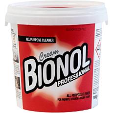 Καθαριστικό BIONOL κουβαδάκι, κρέμα (1kg)