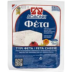 Τυρί ΔΩΔΩΝΗ φέτα (400g)