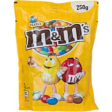 Κουφετάκια M&M'S σοκολάτα με φυστίκι (250g)