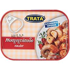 Κονσέρβα TRATA μοσχοχτάποδο πικάντικο (100g)