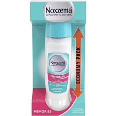 Αποσμητικό σώματος NOXZEMA Memories roll on (75ml)