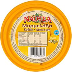 Μαρμελάδα ΝΑΟΥΣΑ κυδώνι (400g)