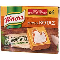 Ζωμός KNORR κότας (3lt)