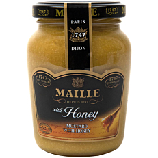 Μουστάρδα MAILLE με μέλι (230g)