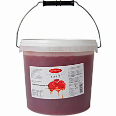Γλυκό του κουταλιού ΣΑΡΑΝΤΗΣ κεράσι (5kg)