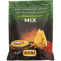 Τυρί BONI mix τριμμένο (100g)