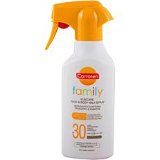 Αντηλιακό γαλάκτωμα CARROTEN SPF 30 σε σπρέι (300ml)