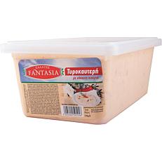 Τυροκαυτερή FANTASIA με κόκκινη πιπεριά (3kg)