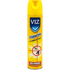 Εντομοκτόνο VIZ σε σπρέι (300ml)