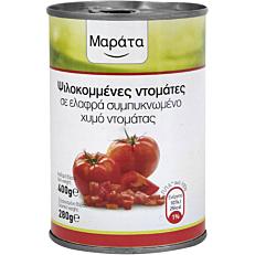 Τομάτα ΜΑΡΑΤΑ ψιλοκομμένη (280g)