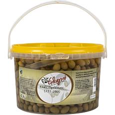 Ελιές ΕΛΙΑΓΝΗ πράσινες No.231-260 (3kg)