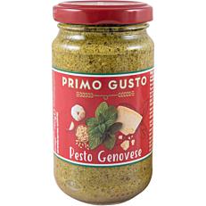 Σάλτσα PRIMO GUSTO πέστο (190g)