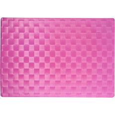 Σουπλά συνθετικό ροζ 30x45cm