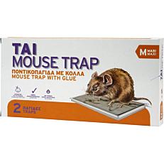 Ποντικοπαγίδα TAI trap maxi (1τεμ.)