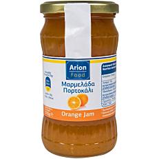 Μαρμελάδα ARION FOOD πορτοκάλι (370g)