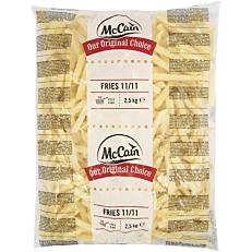 Πατάτες MCCAIN κατεψυγμένες 11x11 (2,5kg)