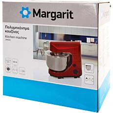 Πολυμηχάνημα κουζίνας MARGARIT red 600W 4lt