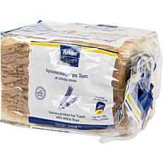 Ψωμί ARION FOOD τοστ σίτου mini (340g)
