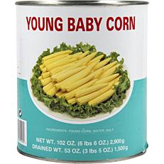 Κονσέρβα COCK BRAND καλαμπόκι baby (2,9kg)