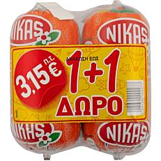 Παριζάκι NIKAS 1+1ΔΩΡΟ (2x300g)